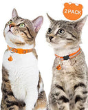 Reflective Small Pet Collar Artist Collars & Harnesses Pet Clever