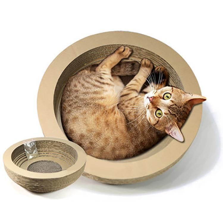 Scratching And Relaxation Paradise Cat Trees & Scratching Posts Pet Clever
