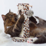 Scratching Post That Will Hold Every Cats Attention Cat Toys Pet Clever