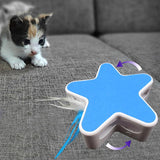 Smart Electric Cat Teasing Toy Cat Toys Pet Clever