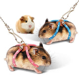 Soft Hamster Harness Leash Hamster Pet Clever