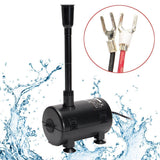 Solar Powered Submersible Fountain Pump Fountain Pump Pet Clever