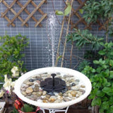 Solar Powered Water Fountain Pump Fountain Pump Pet Clever