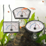 Submersible With Suction Cup Aquarium Thermometer Pointer Aquarium Thermometer Pet Clever
