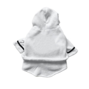 Super Absorbent Pet Bathrobe with Hoodie Towels Pet Clever