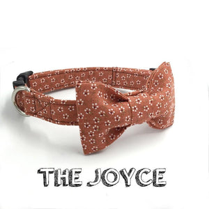 The Joyce™ Fashion Pet Set of Collar & Leash Artist Collars & Harnesses Pet Clever