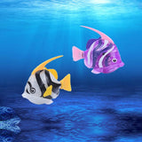 The Original Fish Toy For Cats Cat Toys Pet Clever 2 Pcs Fish Toy