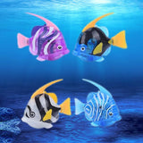 The Original Fish Toy For Cats Cat Toys Pet Clever 4 Pcs Fish Toy