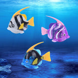 The Original Fish Toy For Cats Cat Toys Pet Clever 3 Pcs Fish Toy