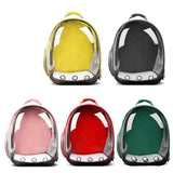 Transparent Backpack Capsule Shaped Pet Carrier Cat Carriers Pet Clever