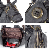 Unique Personality Horse/Pony Shaped Bag Horse Design Bags Pet Clever