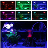 Waterproof Spotlight Decoration Background For Fish Tank Lightings Pet Clever