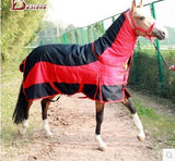 Waterproof Warm Horse Blanket Horse Blanket Pet Clever Red