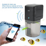 WiFi Wireless Remote Fish Feeder Fish Feeder Pet Clever