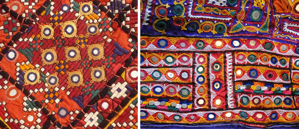 Kutch Embroidery Work Designs And Patterns Loom Tree