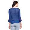 Valenrie Back Tie Top