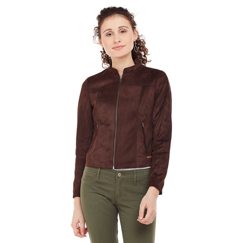 Brooklyn Brown Jacket