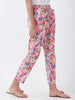 Floral Printed Pencil Pants