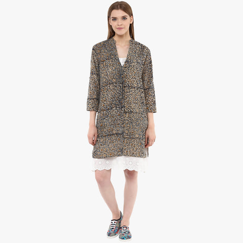 Champa Shirt Dress