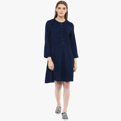 Sarover Button-down Dress