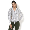 Amelia Easy Tie Up Shirt