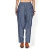 Loom Tree Blue Chambray Balloon  Pants