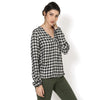 Isla Easy Plaid Top