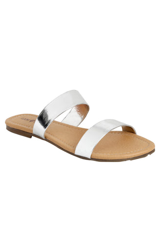 ICE SILVER SANDAL