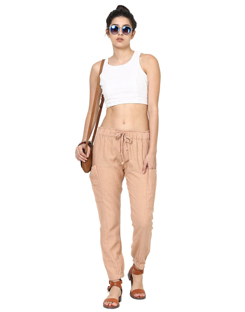Loom Tree Elasticated Draw String Pant