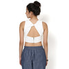 Jade Schiffly Crop Top