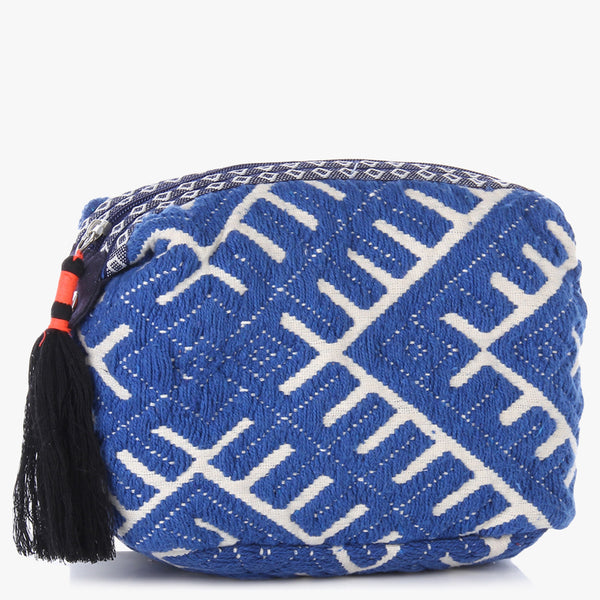 Nimoi Embroidered Clutch