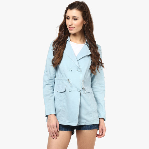 Paccia Solid Summer Jacket