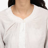 Elaine Round Neck Top