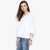 Frances Drawstring Top