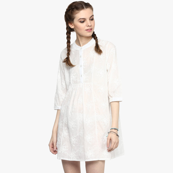 Panna Embroidered Tunic