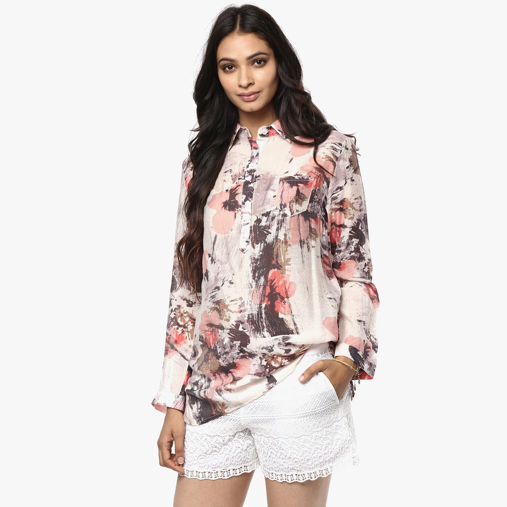 Lauren Printed Shirt