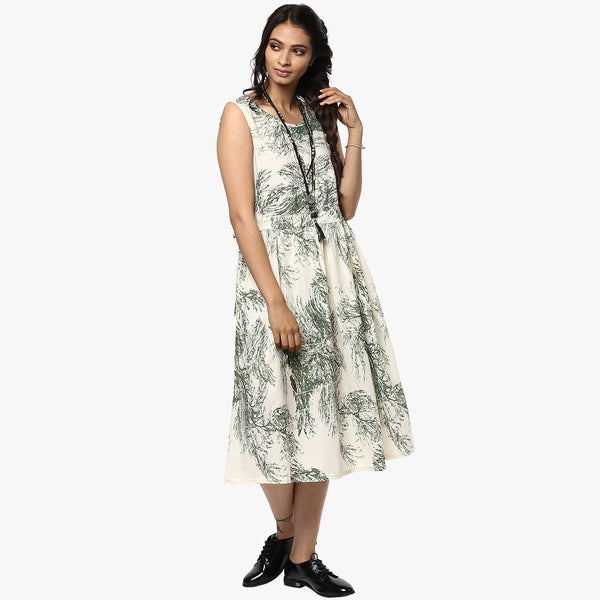 Jonele Printed Shift Dress