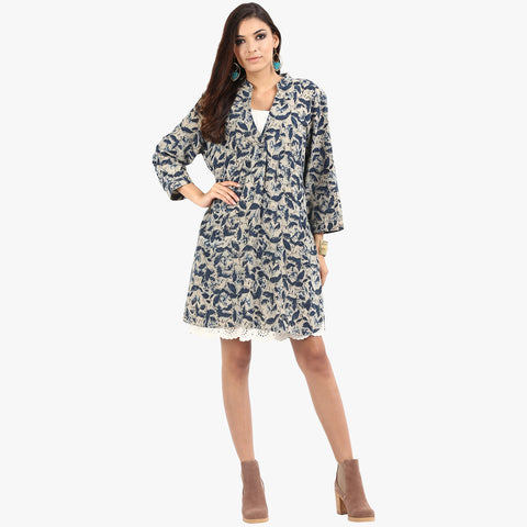 Aban Easy Flow Dress