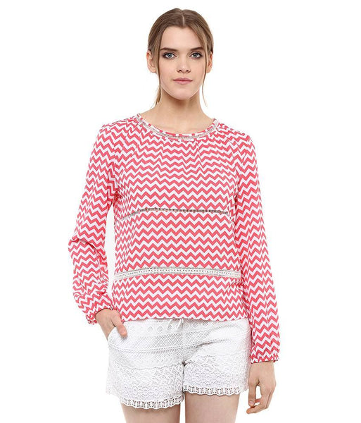 Loom Tree Striped Boxy Top
