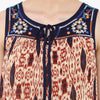 Kanika Printed Sleeveless Top