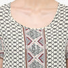 Anjou Printed Top