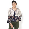 Vajra Printed Top