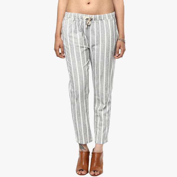 Cara Striped Easy Pants