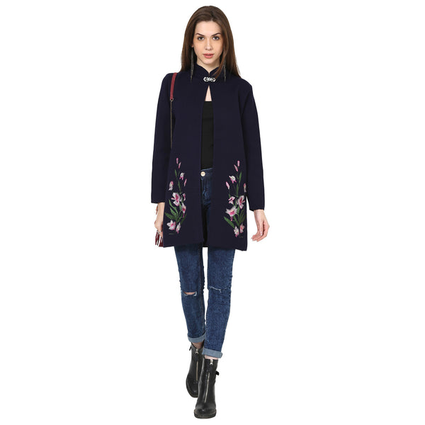 Katty Embroidered cardigan