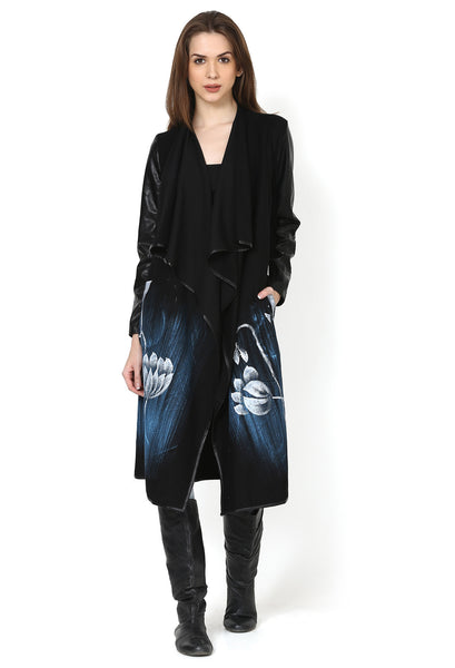 Joe Printed overcoat