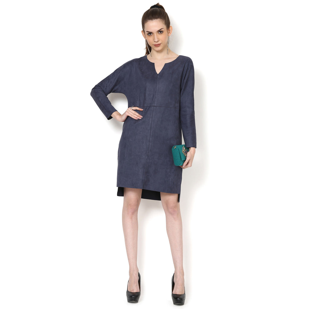 Jyunika Suede dress