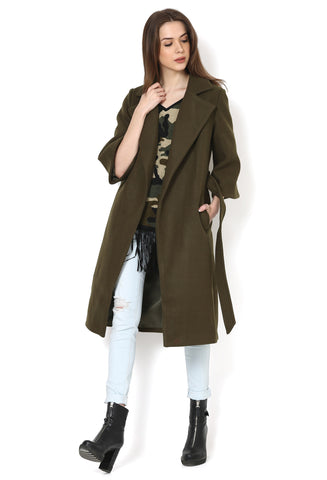 Jackline Trench Coat