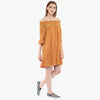 Samiya Off Shoulder Dress