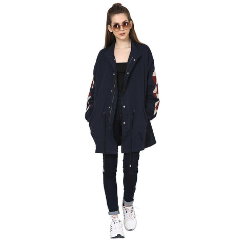 Tanya Embroidered Parka Jacket