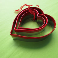 Valentines Day Hearts Cookie cutters